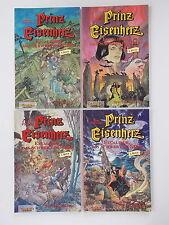 4x Prinz Eisenherz - Excalibur, das Schwert im Stein, Buch 1 - 4. Comic / Z. 2