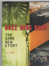 Buzz Bros Band The Same New Story  Lice 2005 DVD Brand New Free Shipping