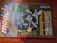 5µ?§ Revue Modele Magazine n°700 plan encart Cricri / Weasel Evo Yak 54.60 T-34