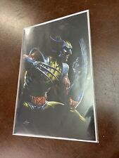 New listing Wolverine #7 Dellotto Limited Exclusive Virgin Variant Marvel Comics