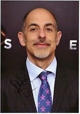 DAVID S GOYER - Signed 12x8 Photograph - WRITER OF SUPERMAN MAN OF STEEL