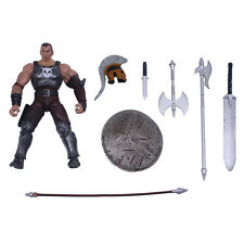 """Marvel Legends ARES Action Figure+W/6 Weapons 6"""" Walmart Exclusive BAF Loose Toy"""