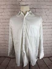 Tommy Hilfiger Men's White Dress Shirt 16.5 32/33 $65