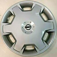 "1 New Hubcap 15"" FITS 2007-2013 Nissan Versa & Cube Wheel Cover 53072 hub cap"