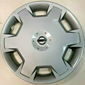 """1 New Hubcap 15"""" FITS 2007-2013 Nissan Versa & Cube Wheel Cover 53072"""