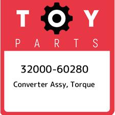 32000-60280 Toyota Converter assy, torque 3200060280, New Genuine OEM Part