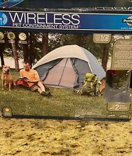 New listing Petsafe If-300 Wireless Portable Dog Collar Pet Containment System Train New