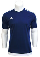 Adidas Boys Junior Kids Climalite Crew Training Gym Football T Shirt Top 5-16