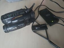 ⌘ Sony Handycam CCD-TR81 Video8 Hi8 Camcorder Video Tape Record Play Transfer