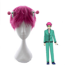 The Disastrous Life of Saiki K Saiki Kusuo no Ψ-nan 2 Cosplay Wig with Headwear