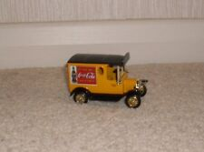 COCA COLA DAYS GONE MODEL T FORD MEXICO 1928 WORLDWIDE ADVERTISING  NEW BOXED