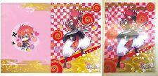 Shinobi, Koi Utsutsu Clear File Sarutobi Sasuke A4 Size Idea Factory Licensed NW