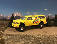 2014 Ram 1500 4x4 Lifted Custom 1/64 Diecast Truck Farm Off Road