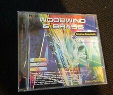 Zero-G - Creative Essentials Vol. 29 - Woodwind & Brass - Sampling CD