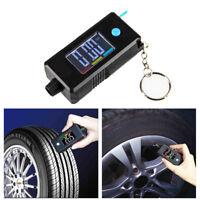Mini Car Tire Accessories Digital Tire Pressure Gauge Tread Depth Measurement