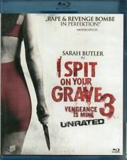 I SPIT ON YOUR GRAVE 3  (2016) - Blu Ray Disc..Unrated..