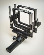 Linhof Kardan Super Color 4x5 Monorail View Camera Rail w/ Front & Rear Frames