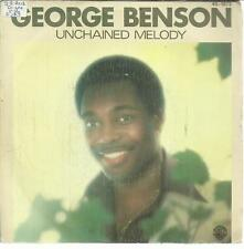 45 TOURS  2 TITRES  / GEORGE  BENSON   UNCHAINED  MELODY      B6