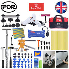 88× Auto Body Paintless Dent Repair PDR Tools Dent Puller Lifter Hail Removal UK