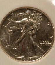 1941 Walking Liberty Half - Beautiful Uncirculated Coin
