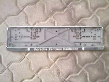 Porsche Zentrum Heilbronn Nummernschildhalter