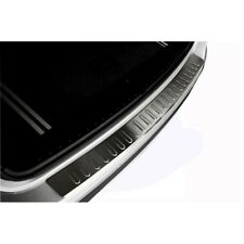 VW Tiguan NewI Chrome Rear Bumper Protector Scratch Guard S.Steel 2016-2019
