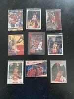 Michael Jordan - Vintage Card Lot - Fleer 90 - Bulls