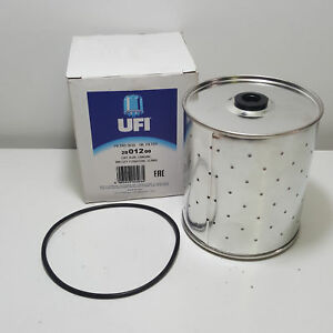 Ölfilter UFI 2001200 Fiat 1100 - 1200 Für 9900893 - 9900591 - 8301501