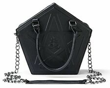 Killstar Gothic Punk Pentacle Shoulder Bag Lolita Satchel Pentagramm  Handbag