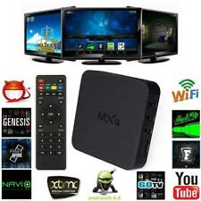 MXQ Android 4.4 Quad Core WiFi XBMC Kodi Full HD 1080P Smart set TV Box 1G+8GB*