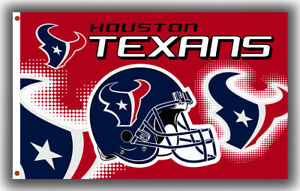 Houston Texans Football Team Fan Memorable Flag 90x150cm 3x5ft Best Banner