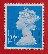 5000 X 2nd clase Stamps off paper no goma de mascar, pero listo para su uso Reino Unido Vendedor