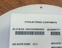 1 piece 18PF ABRACON ABM7-18.432MHZ-D2Y-T CRYSTAL 18.432MHZ SMD