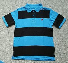 WRANGLER boys&teens Polo de rayas shirts.100% Algodón Talla 4-5 años. NUEVO