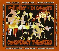 Phil In Cahoots Miller - Conspiracy Theories [CD]