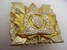 Military cap badge The Perth Regiment of Canada                  1983