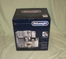 NEW! DeLonghi EC860 15 Bar Pump Espresso & Cappuccino Machine - Stainless Steel