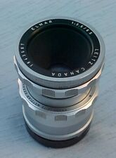Leica/Leitz Canada 65 mm f/3.5 Elmar-M with OTZFO Focusing Mt. - Serviced!