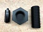 homemade plastic magnetic screw container  bison tube  logsheet EU