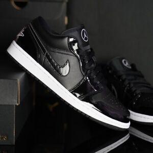 Nike Air Jordan 1 Low SE ASW All Star Weekend Carbon Fiber DD1650-001 Sizes 4-13