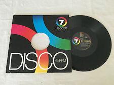 """THE FLYING LIZARDS MONEY 1979 AUSTRALIAN RELEASE 12"""" 45 SINGLE"""