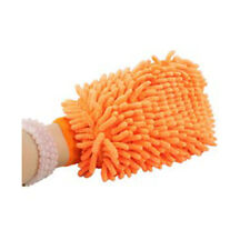 Super Chenille Microfiber Car Kitchen Household Wash Cleaning Glove Cloth Mitt