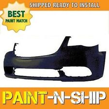 NEW Fits: 2011 2012 2013 Chrysler Town & Country w/o Wash Front Bumper Painted
