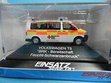 RIETZE 51889 VW T5 BRK BEREITSCHAFT FEUCHT SCHWARZENBRUCK 1:87