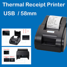 DailyPOS 58mm USB POS Thermal Receipt Printer Office High Quality Cash Register