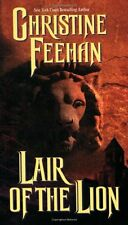 Lair of the Lion,Christine Feehan