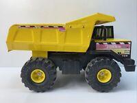 Vintage Mighty Tonka Metal Dump Truck 768 XMB-975 T#1 DA92984