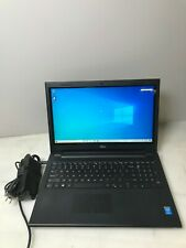 """Dell Inspiron 15 3542 i3 4030U 1.90GHz 8GB 500GB 15.6""""w/Charger Touch Win10 READ"""