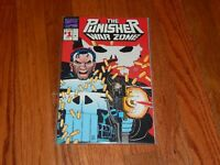 The Punisher: War Zone #1 March 1992 Marvel In Plastic Polybag