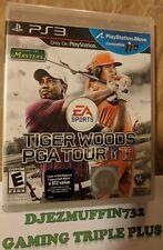 NEW TIGER WOODS PGA TOUR 13 (PLAYSTATION PS3) EA SPORTS
